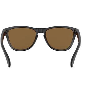 Oakley Frogskins XS Gafas de Sol Jóvenes, Dorado/negro